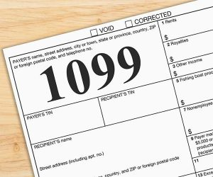 Contractors 1099 Penalties